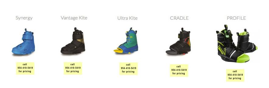 Kitesurfing Boots for sale by Fort Lauderdale Kitesurfing in South Florida