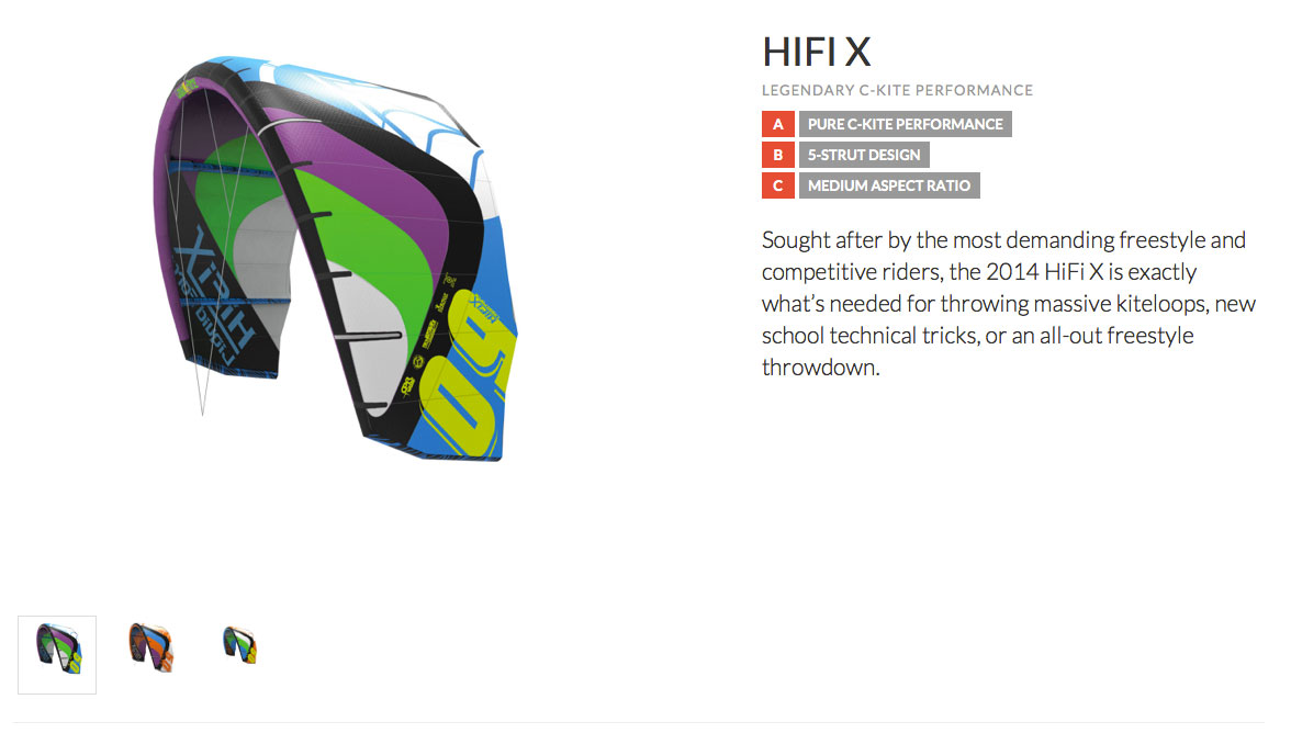 HIFIX Kite by Fort Lauderdale Kite Surfing, South Florida