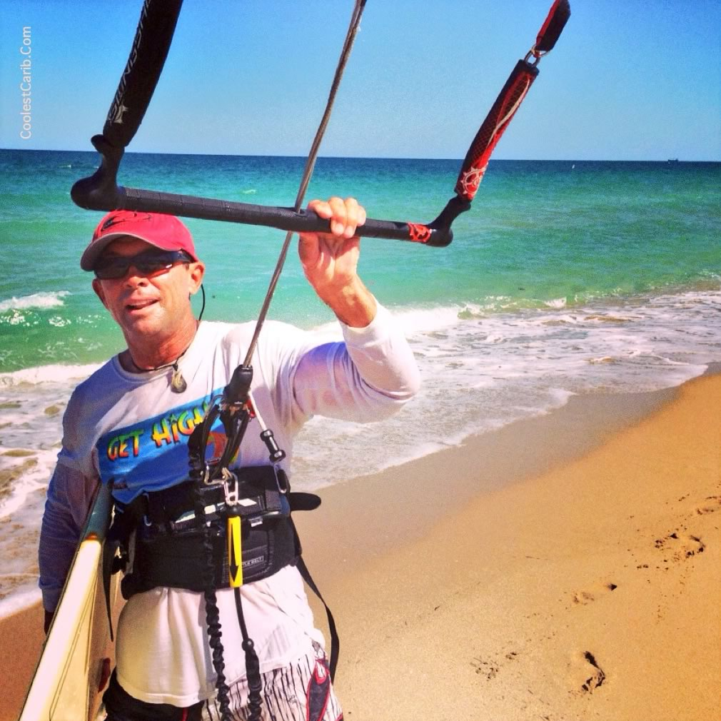 graham goodwin instructor owner fort lauderdale kitesurfing kiteboarding south florida